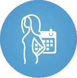 Третий месяц беременности: изменения в женском организме и развитие плода по неделям