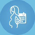 8-й месяц беременности: изменения в женском организме и развитие плода по неделям
