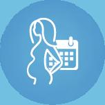 7-й месяц беременности: изменения в женском организме и развитие плода по неделям