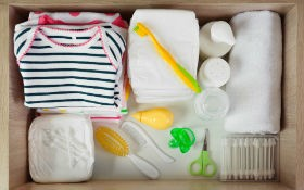 Незаменимые вещи для новорожденного