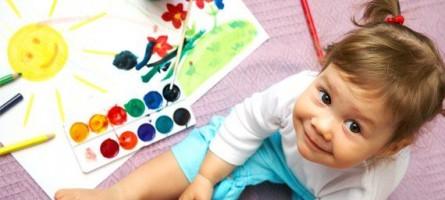 Развивающие игрушки для детей от 1 до 4 лет