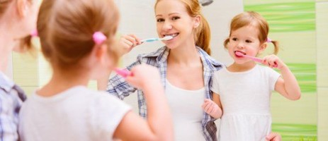 Как ухаживать за ребенком до 4 лет