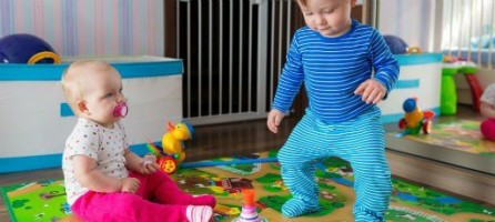 Безопасная окружающая среда для ребенка
