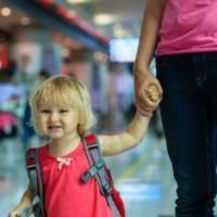 Отдых с младенцем: как летать с ребенком до года