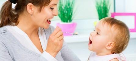 Рецепты детского питания  с 7 месяцев