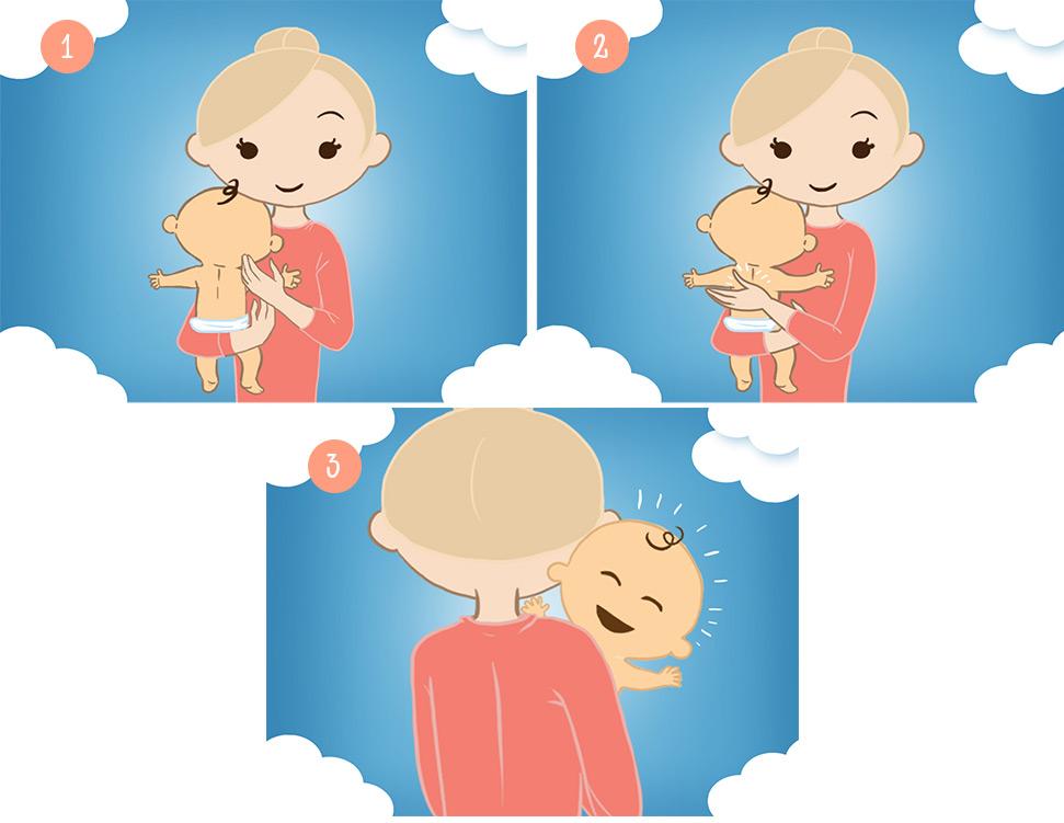 Почему ребенок срыгивает - причины, виды и что делать маме