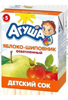 Яблоко-шиповник