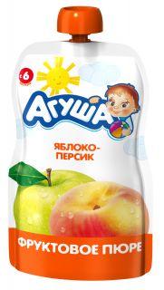 Яблоко-персик