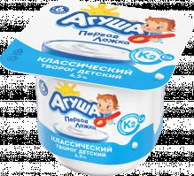 Творог Агуша Классический, 100 г